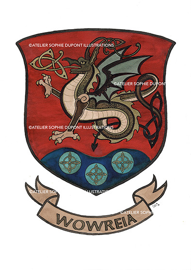 Wowreia - Coat of Arms