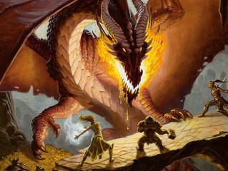 Jeu de Rôles ENFANTS: Le règne du Dragon