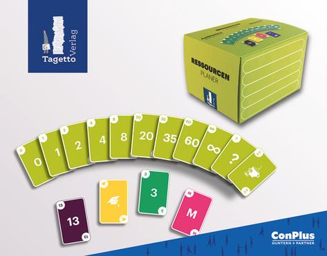 Design cartes à jouer et emballage