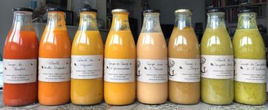 Création étiquettes produits alimentaires
