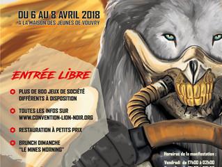 Convention du Lion Noir 2018