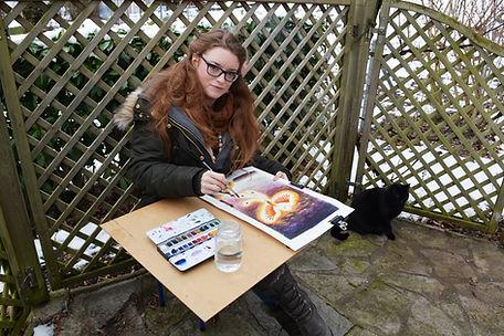 Sophie Dupont Enseignante Cours de Dessin St-Maurice