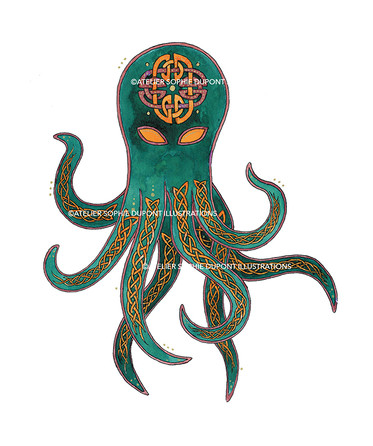 The Guardian of R'lyeh