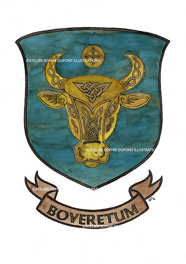 Boveretum - Coat of Arms