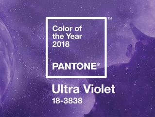 La couleur Pantone de l'année 2018