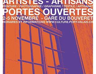 Expo Artistes & Artisans - Port-Valais