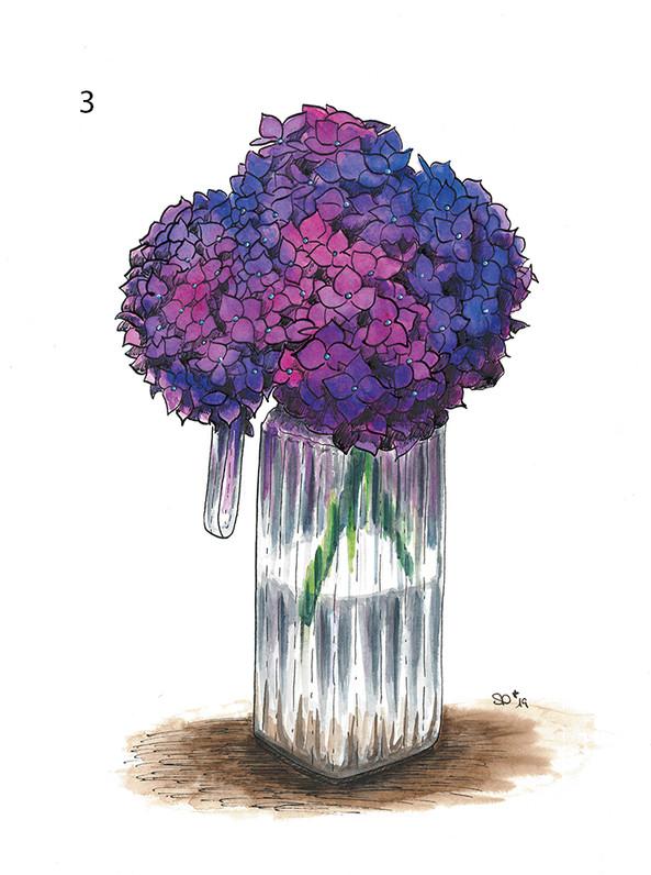 Michelle's bouquet