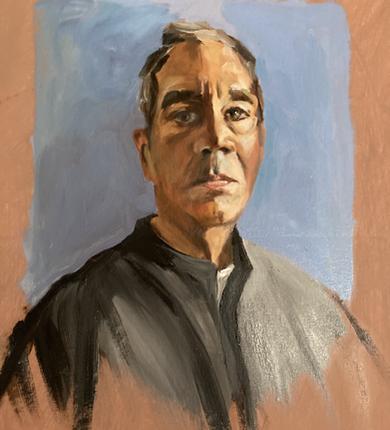 Adrian Holmes Portrait Demo 1