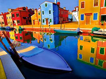 Burano Isle Venice