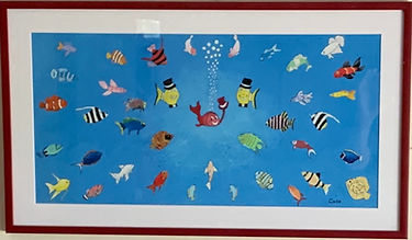 Fishes of the Sea