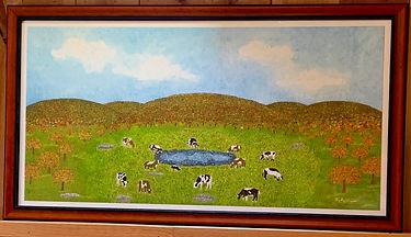 Berkshire Pastures