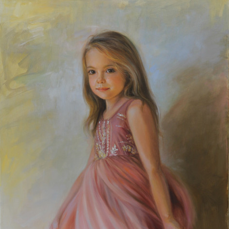 Adair  (oil 36x24)