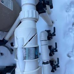 Hayward Turbo Cell Cracked from freezing