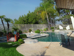 Another pool with a great 360 view