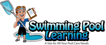 Swimming Pool Learnig Logo