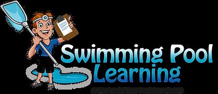 Swimming Pool Learnig Logo