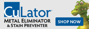 Culator Metal Remover