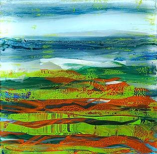 Ohne Titel (horizontal), Gisela Happe