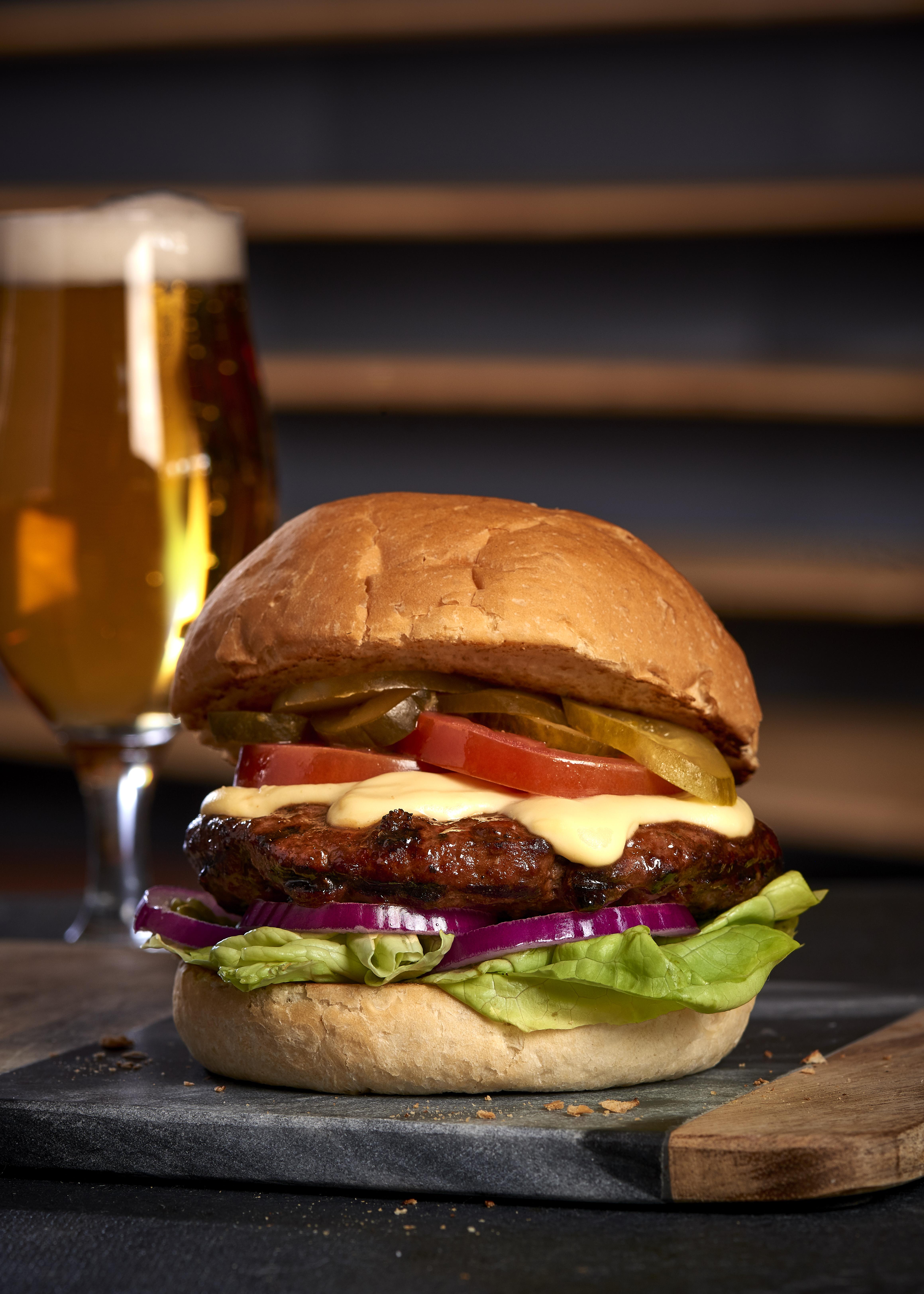 MooMoo Beef Burger