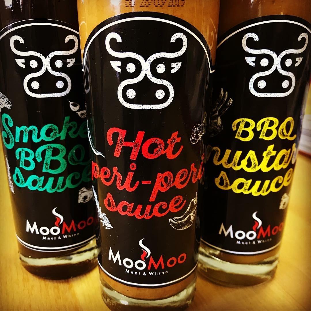 Moo Sauces