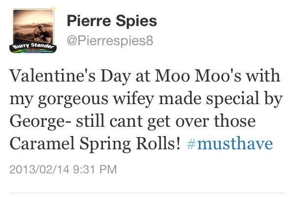 Piere Spies love Moo