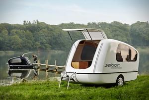Casa, trailer ou barco