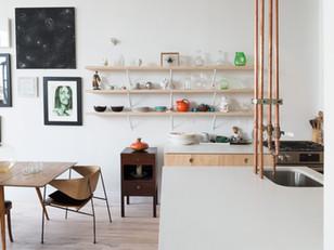 Antigo espaço industrial vira apartamento