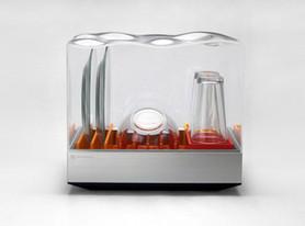 Lava-louças compacta e portátil