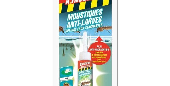 Anti moustiques et anti larves 20ml