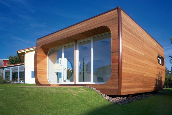 MININUM DESIGN ROTOR HOUSE