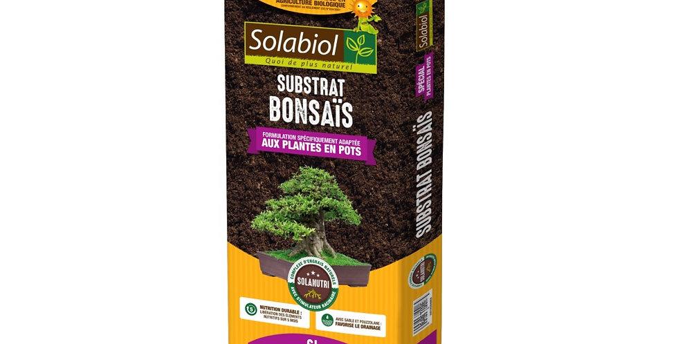 Terreau Bonsaïs 6L Solabiol