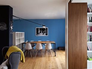 55 m² totalmente remodelado