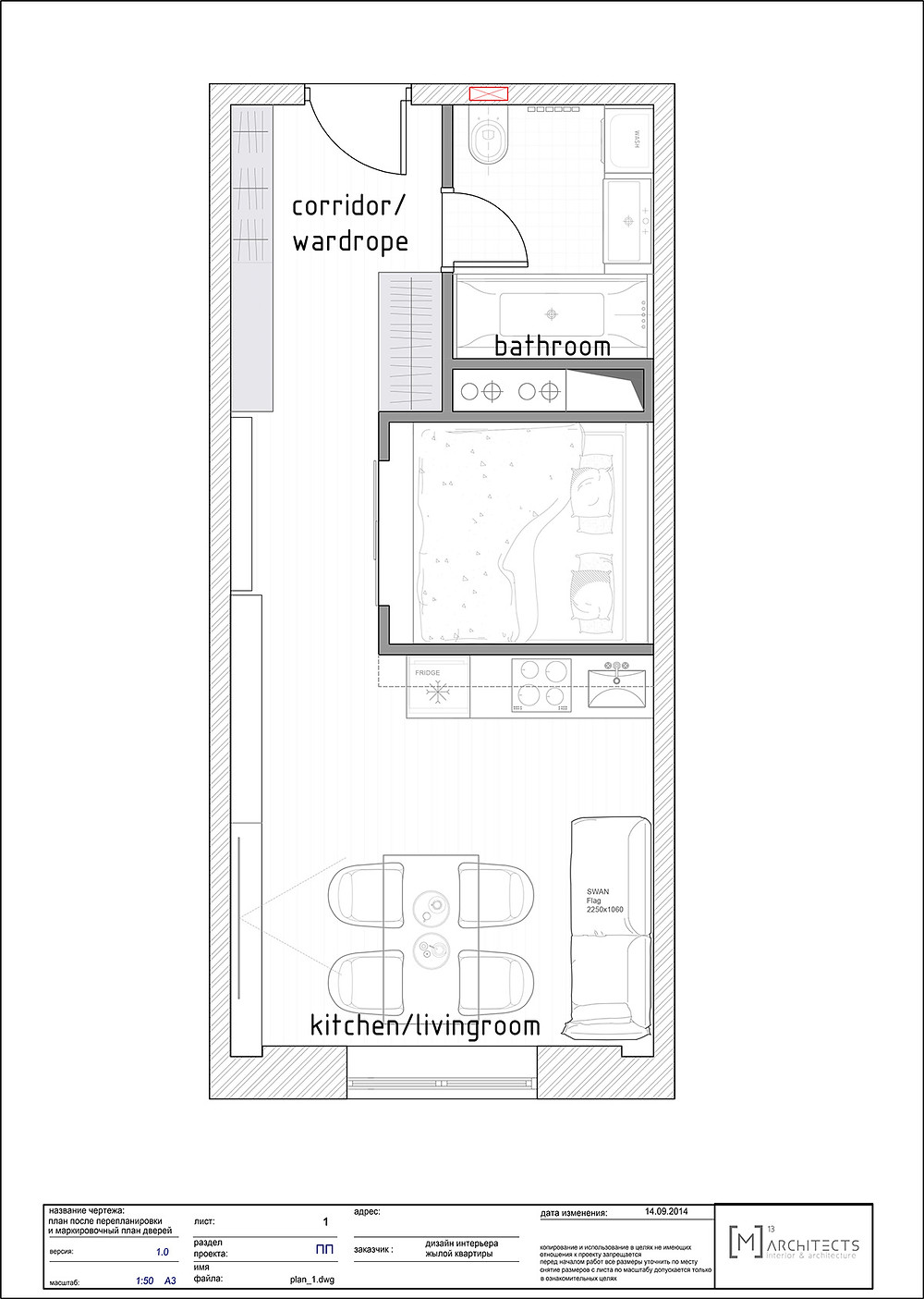 MINIMUM DESIGN APARTAMENTO PEQUENO