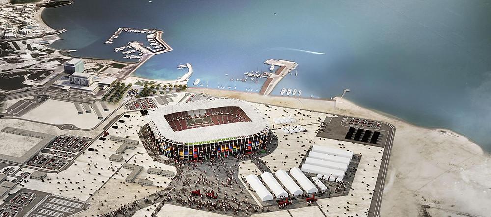 MINIMUM DESIGN ESTÁDIO QATAR 2022