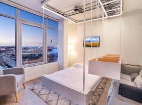 Mordomo virtual para pequenos apartamentos