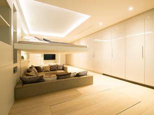 Luxuoso apartamento compactado em 40 m²