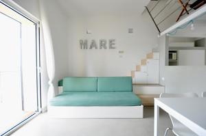 Micro-apartamento para temporada na praia