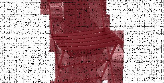 Chaise Bistro Piment FERMOB