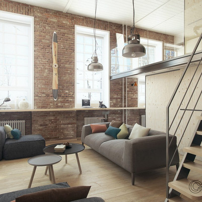 Um apartamento para receber amigos