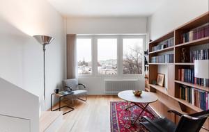 Apartamento com toque masculino e elegante