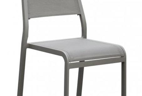 Chaise 'Albizia Gris'