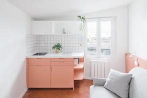 Mini apartamento simples e aconchegante