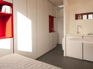 16 m² em Paris