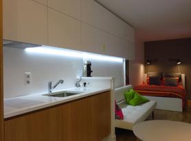 Apartamento completo em 15 m²
