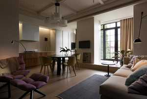 Novos espaços com a integração da varanda