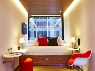 Quartos de hotel inspiradores