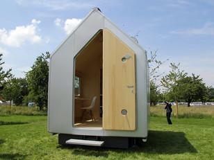 """""""Diogene"""": a casa mínima de Renzo Piano"""