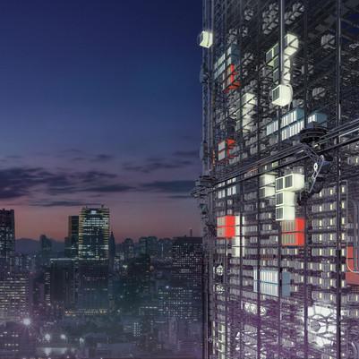 Impressão 3D de apartamentos customizados