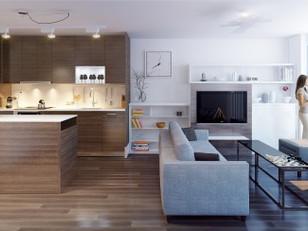 Ambientes flexíveis transformam apartamento (parte 1)