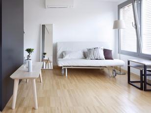 Apartamento urbano simples e funcional